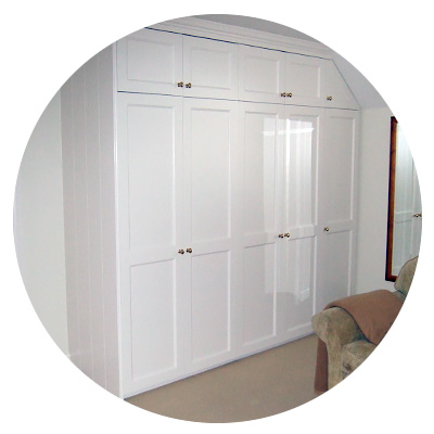 Darren McLaganCarpentry bedrooms and storage